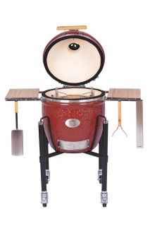Classic Pro-Series 2.0 – RED incl. Steel Cart and Side Shelves