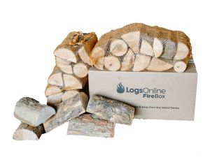 Kiln Dried Ash Logs For Pizza Oven Ash Hardwood 20 X 20KG Boxes