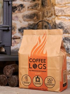 Coffee Logs Plus 50 LogLites