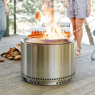 SOLO STOVE Yukon plus Stand (Estimated Ship Date February 1st)
