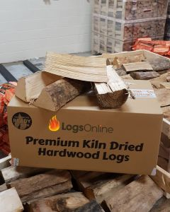 Kiln Dried Ash Logs For Pizza Oven Ash Hardwood 20 Boxes
