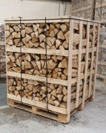 Jumbo Crate Kiln Dried Oak Hardwood Logs