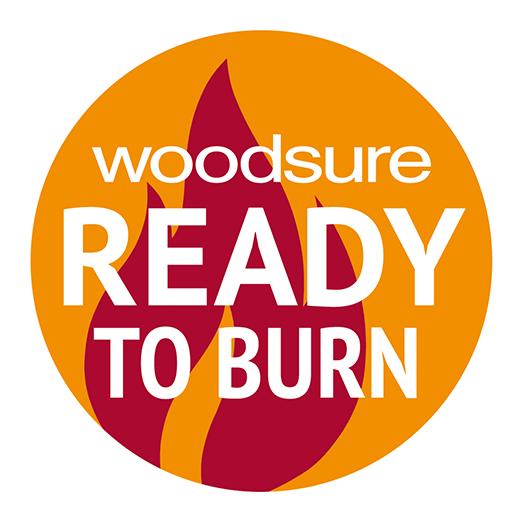 Woodsure 'Ready to burn' Accredited