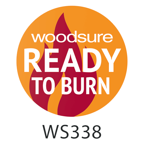 Woodsure 'Ready to burn' Accredited